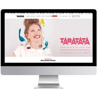 Taratata, boutique de bijoux fantaisie